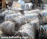 La chatarra de aluminio 6063 y alambre de aluminio chatarra 99,7%