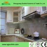 21mm de PVC porte à porte armoire de cuisine (ZH-P022)