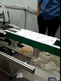 スープは囲むPclスクリーン(LBD-RT1011-2)が付いている熱い溶解の接着剤ボックスパッキング機械を