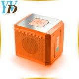 Color caramelo de la tecnología móvil Portátil altavoces Bluetooth estéreo (YWD-Y28).