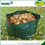 Sac de jardin Ecofriendly en tissu PE de Onlylife Garden avec deux poignées