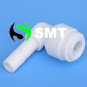 Cotovelo do encaixe de tubulação do PVC Sch40 para a fonte de água