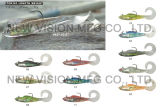 Accessori di pesca che pescano richiamo morbido