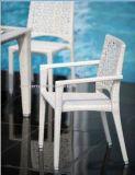 Mobilier extérieur- rotin chaise de salle à manger (FCO-053(2))