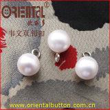 Tasto della perla di Imtation di figura della sfera rotonda (H-221D)