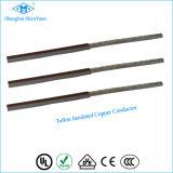 Fio de cobre isolado Heatproof do Teflon UL10129 para o fogão de gás