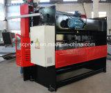 Hydraulische Buigende Machine met de Schakelaar van het Pedaal Karcon 160t 3200mm