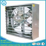Промышленный отработанный вентилятор молотка для дома/парника/мастерской цыплятины