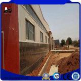 Atelier modulaire d'acier de construction de Chambre avec la qualité