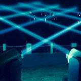 350W imprägniern bewegliches Hauptträger-Licht für Stadiums-im Freiendisco