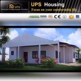 Villa accessible de structure métallique de lumière des prix de Premade meilleure