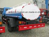 Sinotruk HOWO 3-Axle LPG Becken-halb Schlussteil
