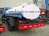 De Sinotruk HOWO 3-Axle LPG do tanque reboque Semi