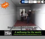 Camera piegante prefabbricata del contenitore di nuovo stile di Wellcamp