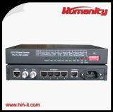 E1 a la EOP Convertidor Ethernet (HM-C108B4).