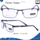 Metallo New Trendy Eyeglasses con Silicone Glasses Nose Pads (mm15102)