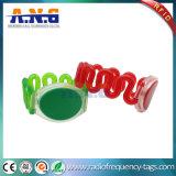 Imperméable en plastique bracelet réglable RFID UHF pour piscine