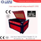 2014 Sanyou Venda quente máquina de corte a laser CNC (SY-1290)