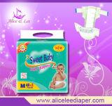 Couche-culotte jetable de bébé (ALSB-M)