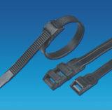 Brise de haute qualité attache de câble de verrouillage double