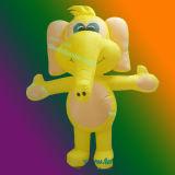 Personnages de dessins animés gonflables (HI12093009)