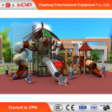Série de floresta subir de madeira crianças Funny parque ao ar livre (HD-MZ004)