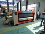 Papel corrugado tipo giratorio Máquina de troquelado