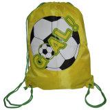 Drawstring Gift Promocional Shopping Packaging Backpack