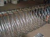Колючая проволока бритвы ISO 9001 (BTO-30, BTO-22, CBT-60, CBT-65)