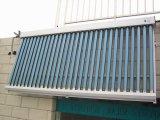 Balcon Type Tuyau collecteur solaire thermique avec tube de dépression et le profilé en aluminium (SPB-H58/900)