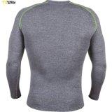 Abbigliamento Sportivo Uomo Poliestere E Elan Compression Shirt Produttore