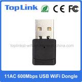 Мини-802.11AC Беспроводные сети двухдиапазонного стандарта USB 2.0 адаптер WiFi беспроводной сетевой платы