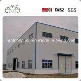 Almacén prefabricado de la estructura de acero de la construcción directa de la fábrica de China