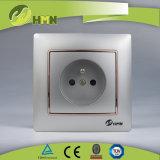 CE/TUV/CB Certified Европейский стандарт красочные токопроводящей дорожки 1 белый разъем на французском языке