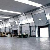 Automatische thermische industrielle obenliegende Schnittisoliertür