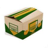 Panneaux de papier recyclé l'emballage en carton ondulé cases