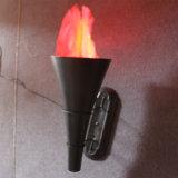Het PRO Lichte Licht van de Vlam van het Vuur van het Lichteffect van de Zijde van de Machine van de Vlam