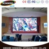 HD P6 farbenreiche Video LED-Innenbildschirmanzeige für das Bekanntmachen