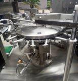 Catena rotativa di imballaggio & di pesatura per il granello