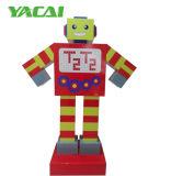 De leven-gerangschikte Vloer van de Robot van het Karton, de Status van de Vertoning van de Reclame van het Karton van de Douane