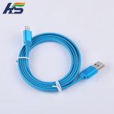 iPhone 8のためのヌードルライン日付ケーブル3.0のマイクロUSBの速い充電器ケーブル