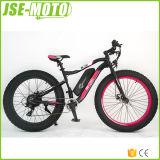 """Graisse Jse-Moto Pneus vélo électrique 48V 500W avec les roues de 26"""""""