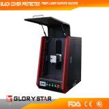 Mini máquina da marcação do sistema da marcação do laser da fibra/laser