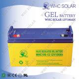 bateria solar do gel da finalidade do ciclo profundo de 12V 100ah