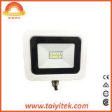 Novo design de alta qualidade Holofote LED 50W 200-240V para piscina 2700K IP65 Iluminação LED