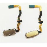 для галактики S7 Samsung G930 самонаводят опознавание Sensor&#160 кабеля гибкого трубопровода фингерпринта кнопки;