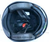 De ECE Goedgekeurde Enige Lens van de Helm van de Motorfiets van het Gezicht van de Douane Open Uitstekende