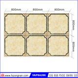 Hotel-Dekoration-Fußboden-Fliese-glasig-glänzende Porzellan-Fußboden-Fliese (VAP8A207)