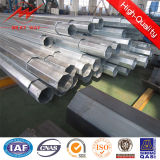 Galvanized Steel Electric of poles for 69kv transmission LINE