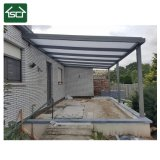 Aluminum Balcony Cover/Roof Roofing Awinning with WPC panel